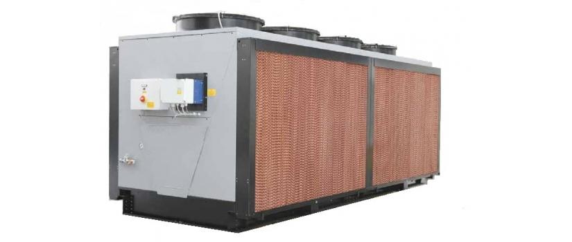 Adiabatic Free Coolers