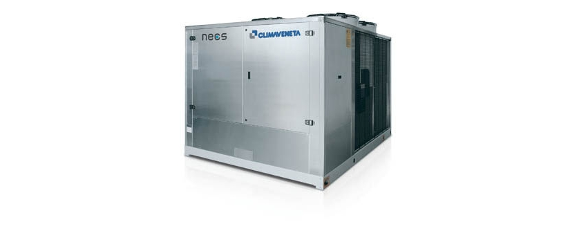 Air Cooled Chillers with Scroll Compressors