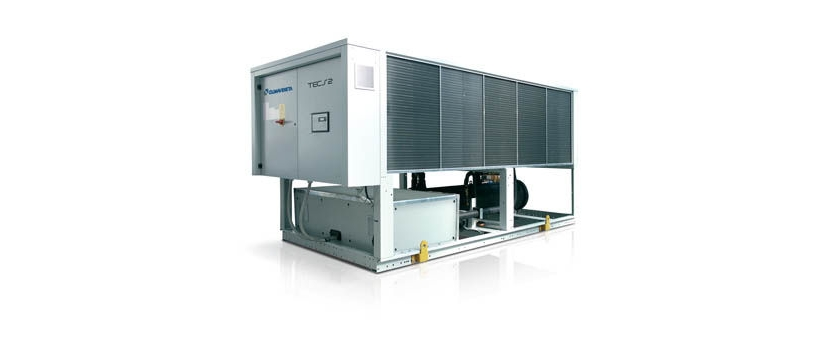 Air Cooled Chillers with Centrifugal Compressors
