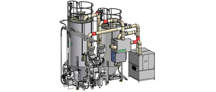 Crystallizing and Drying Systems