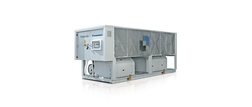 Large Air Cooled Chillers