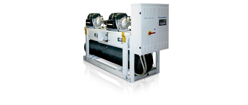 Water Cooled Chillers with Centrifugal Compressors