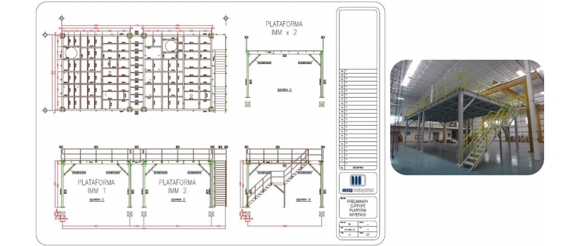 Design and Build of Structural Mezzanines